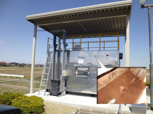 業務用生ごみ処理機 バイオクリーン BC-XX型